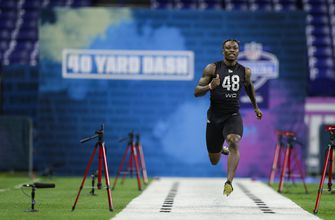 Photo of Ruggs runs fast but can't top Ross's record he had targeted