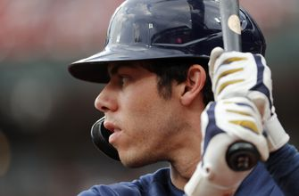 Photo of Yelich says he's motivated after last season cut short