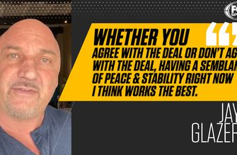 Photo of Jay Glazer on new NFL CBA: You're going to see a 'flurry of deals' getting done