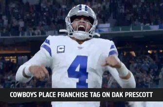 Photo of Jimmy Johnson: Dak being franchised by the Cowboys is a non-story | NFL on FOX