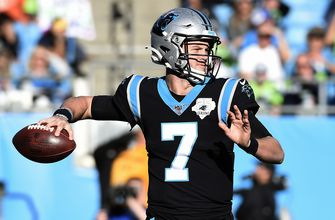 Photo of AP source: Redskins acquire QB Kyle Allen from Panthers