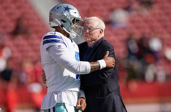 Photo of Jerry Jones is playing a unique form of hardball with Dak Prescott