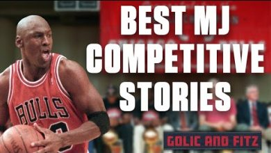 Photo of The best stories of Michael Jordan being a ruthless competitor | Golic and Fitz