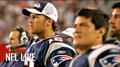 Photo of Tom Brady's former teammates react to him leaving the Patriots | NFL Live