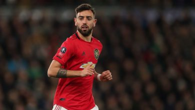 Photo of Man United's Fernandes: Guardiola didn't deserve my respect in derby