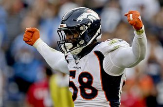 Photo of Agent: NFL star Von Miller has COVID-19, is in good spirits