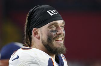 Photo of Former Denver star Wolfe finally gets to play for Ravens