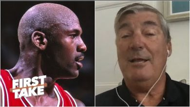 Photo of Bill Laimbeer: LeBron is the GOAT over MJ and is better at involving teammates to win   First Take