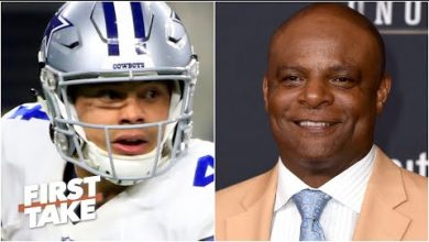 Photo of Warren Moon weighs in on Dak Prescott's ongoing contract negotiations with the Cowboys | First Take