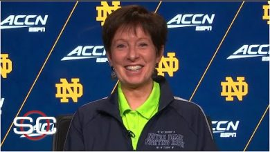 Photo of Notre Dame's Muffet McGraw talks decision to step down as head coach | SportsCenter