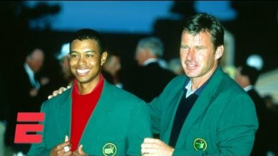 Photo of Nick Faldo: Tiger Woods' 1997 Masters win changed the game of golf forever | Masters Memories