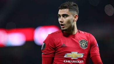 Photo of Man United's Andreas Pereira loves fatherhood but can't wait for football's return