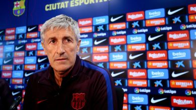 Photo of Barcelona boss Setien dreams of parading UCL trophy in front of cows in hometown