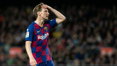 Photo of Ivan Rakitic on Barcelona future: I am not a sack of potatoes