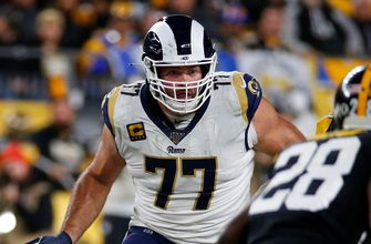 Photo of LA Rams' Andrew Whitworth joins Jay Glazer, details how he prepares during the pandemic