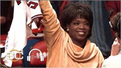 Photo of When Oprah was in attendance for a 1996 Chicago Bulls bad beat | SC with SVP