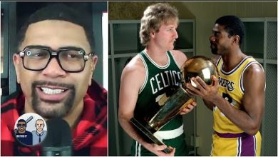 Photo of Breaking down Larry Bird's old-school beef with the Lakers | Jalen & Jacoby