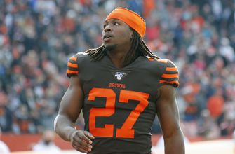 Photo of Browns' Hunt 'blessed' for another chance after traffic stop