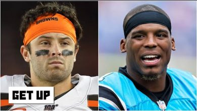 Photo of Should the Browns replace Baker Mayfield with Cam Newton? | Get Up