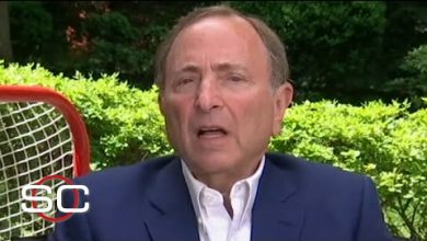 Photo of NHL commissioner Gary Bettman expects Stanley Cup Playoffs to have meaning | SportsCenter