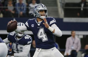 Photo of Cowboys' Prescott doesn't get deal to replace franchise tag