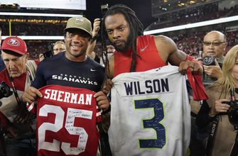 Photo of NFL players are banned from exchanging jerseys after games