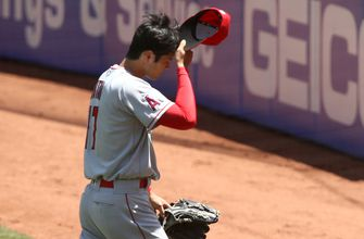 Photo of Shohei Ohtani gives up five earned runs, Angels couldn't recover against Athletics