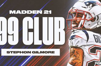 Photo of New England Patriots CB Stephon Gilmore is the final member of the '99 Club' for Madden 21