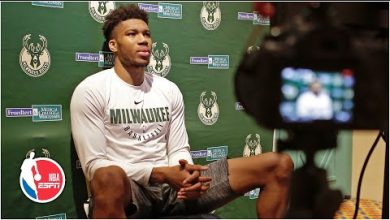 Photo of Giannis Antetokounmpo on why he chose 'Equality' for the back of his Bucks jersey | NBA on ESPN