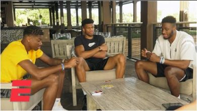 Photo of Bubble brothers: Getting to know the Antetokounmpo brothers through Uno | ESPN