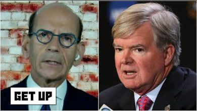 Photo of Paul Finebaum calls for NCAA president Mark Emmert to be fired | Get Up