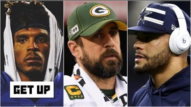 Photo of Cam Newton, Aaron Rodgers or Dak Prescott: Which QB has the most to prove this season? | Get Up
