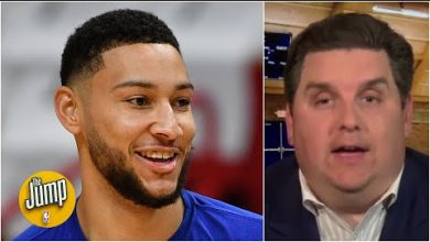 Photo of Ben Simmons did Pilates during the shutdown and added weight – Brian Windhorst | The Jump