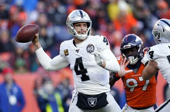 Photo of Raiders QB Derek Carr: 'I'm tired of being disrespected'