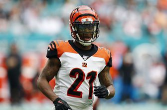 Photo of Falcons add experience, sign former Bengals CB Dennard