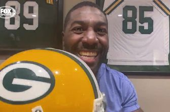 Photo of Greg Jennings: 'There is no fan base like the Green Bay Packers'
