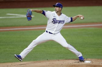 Photo of Rangers trade Mike Minor to Oakland