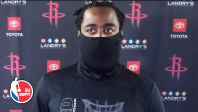 Photo of James Harden: Rockets are dangerous when we're fully healthy | NBA on ESPN