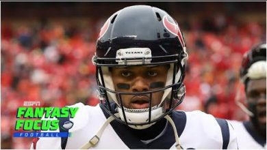 Photo of Double Trouble: Colts and Texans | Fantasy Focus Live!