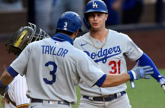 Photo of Joc Pederson launches two home runs, drives in five in Dodgers' 7-6 win over Padres