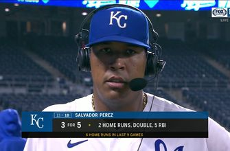 Photo of Salvy still cautious of the Salvy Splash: 'Let me know if someone is coming'