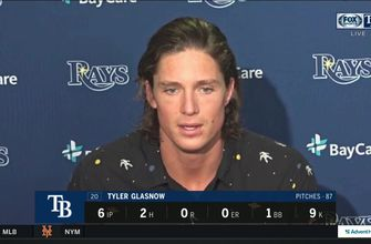 Photo of Tyler Glasnow examines performance after win over Yankees