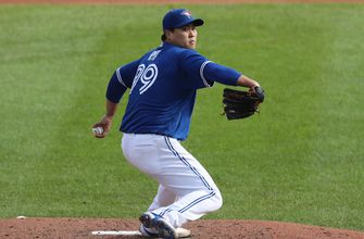 Photo of Hyun-jin Ryu pitches strong game as Blue Jays defeat Mets, 7-3