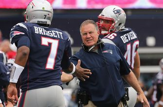 Photo of Jacoby Brissett remembers the advice Bill Belichick gave him that he'll never forget | QB7