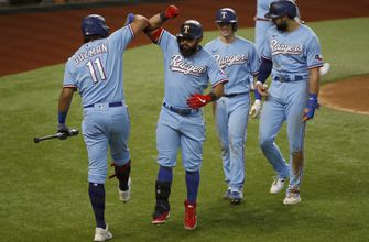 Photo of Rougned Odor Lifts Rangers over Astros with 2 Home Runs