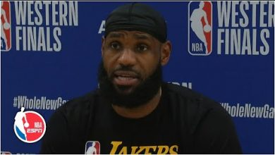 Photo of LeBron James focused on limiting mistakes after Game 3 loss to Nuggets   2020 NBA Playoffs