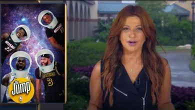 Photo of The storylines behind a Lakers vs. Heat NBA Finals | The Jump