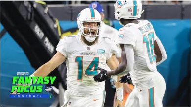 Photo of Week 3 preview | Fantasy Focus Live!
