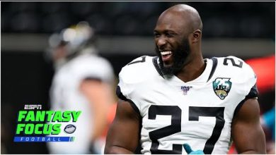 Photo of Is Leonard Fournette that different than Ronald Jones?  | Fantasy Focus Live!