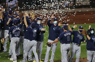Photo of The Tamps Bay Rays are 2020 AL East Champions after beating the New York Mets, 8-5